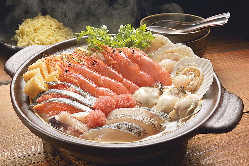 海鮮ごま寄せ鍋セット