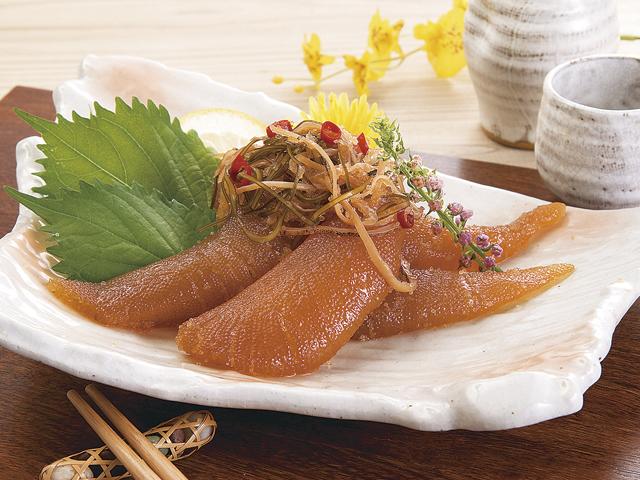 北海道の伝統。黄金松前 樽入