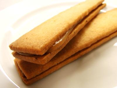 キャラメル サレ サンド