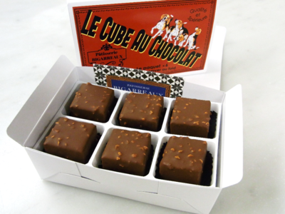 キューブ オ ショコラ6P BOX