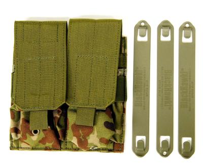 ブラックホーク M4/M16ダブルマグポーチ(JGC)