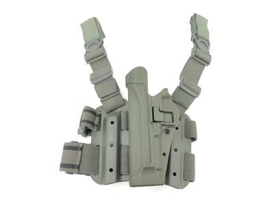 ブラックホーク SERPA Level2ホルスター US ARMY ベレッタ M9用