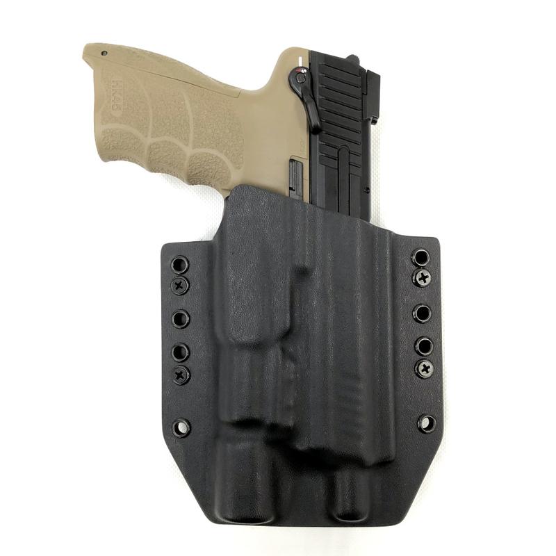 TR ホルスター H&K HK45用 カイデックスホルスター