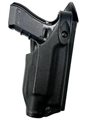 サファリランド グロック17+SF X400U用6280 SLS ホルスター(BK)