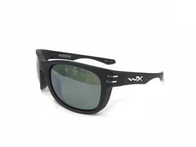 ワイリーX ハドソン マットブラック プラチナムフラッシュ偏光レンズ