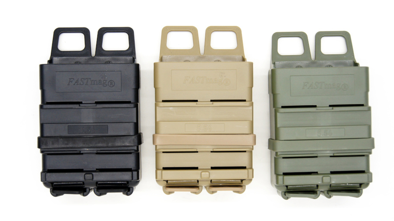 ITW FastMag 5.56 Gen4,MOLLE/PALS