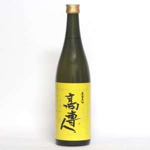 いのちの壱90%精白 速醸もとの常識を破る自然の原酒 高専人 720ml