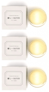 優し~SAVON  3個