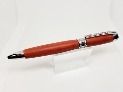 ピンクアイボリー アフリカ大陸最高級材 プリンセスペン