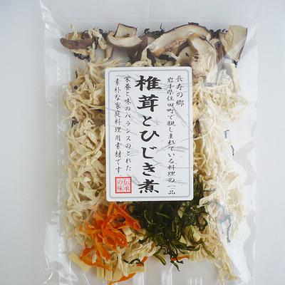 椎茸とひじき煮  40g