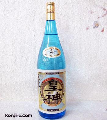 東酒造 芋焼酎 皇神 25度 1800ml