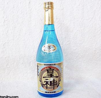 東酒造 芋焼酎 皇神 25度 720ml