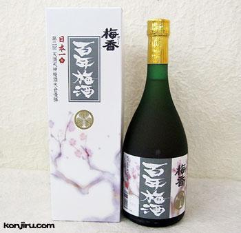 明利酒類 梅香 百年梅酒 720ml