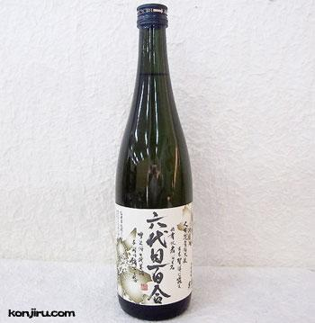 塩田酒造 六代目百合 25度 720ml