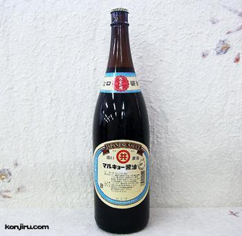 マルキョー 淡口(うすくち)醤油 1800ml