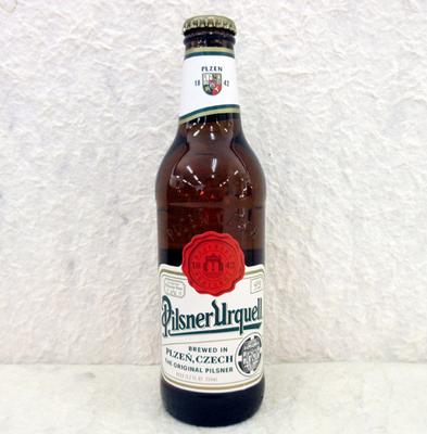 チェコビール ピルスナー・ウルケル 330ml 4.4度