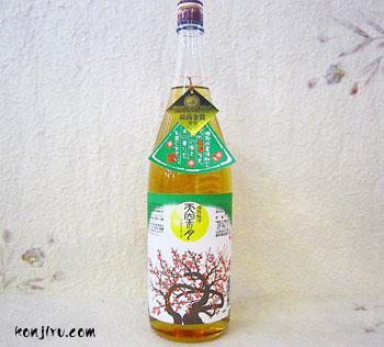 老松酒造 樽熟梅酒 天空の月 12度 1800ml