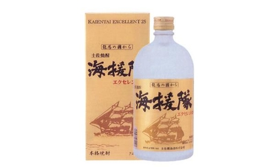 土佐鶴酒造 土佐焼酎 海援隊エクセレント25 720ml