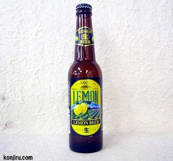 日本ビール レモンビール 330ml 4度