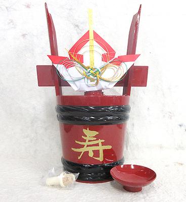 高知酒造 角樽「寿」 1.8Lセット