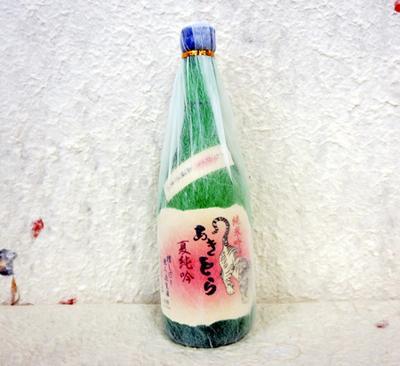 有光酒造場 安芸虎 純米吟醸酒 夏純吟 720ml【クール便】