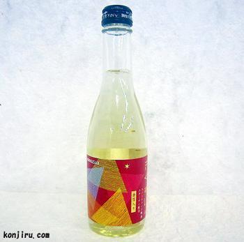 菊水酒造 スパークリング梅酒 きららきくすい(金箔入)250ml