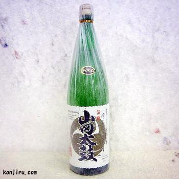 松尾酒造 純米酒 山田太鼓 1800ml