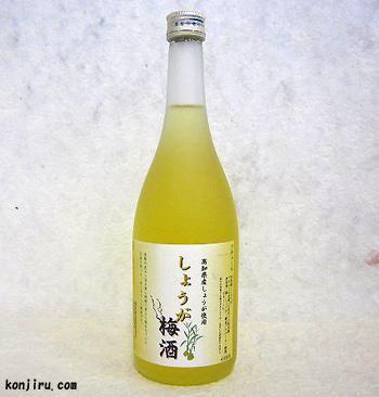 菊水酒造 しょうが梅酒 720ml 11度