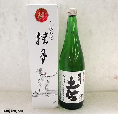 土佐酒造 桂月 純米酒 土佐生粋 720ml