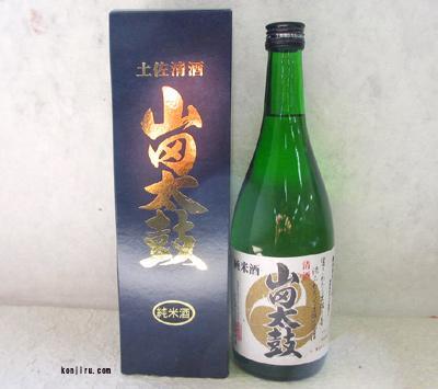 松尾酒造 山田太鼓 純米酒 松山三井 720ml