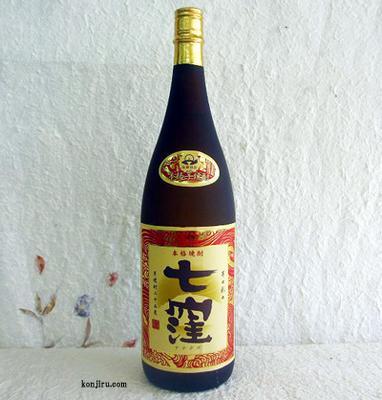 東酒造 芋焼酎 七窪 芋々彩々1800ml 25度
