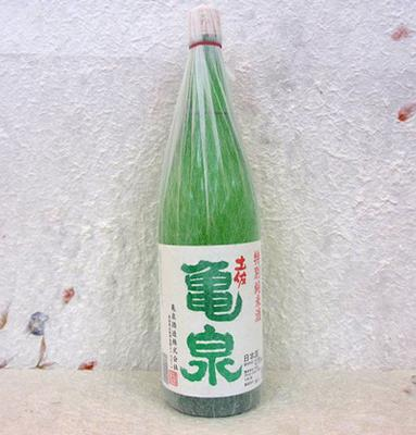 亀泉酒造 特別純米酒 1800ml