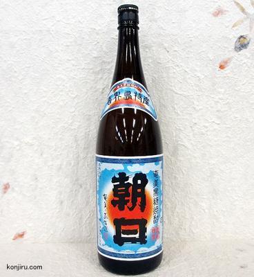 朝日酒造 黒糖焼酎 朝日 30度 1800ml