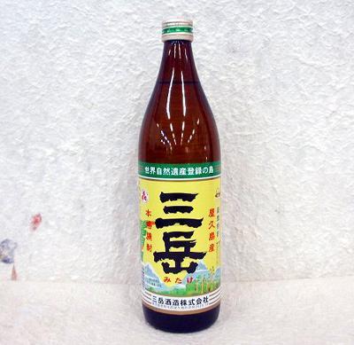 三岳酒造 芋焼酎 三岳 900ml
