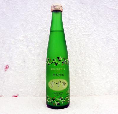 一ノ蔵 発泡清酒 すず音 300ml【3~10月までクール便】