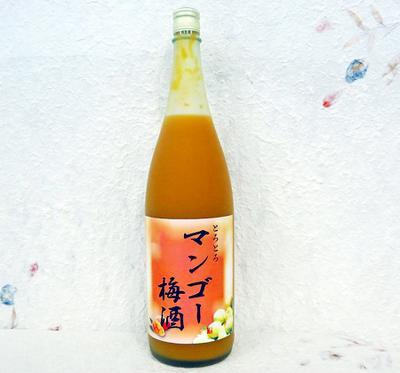 菊水酒造 とろとろマンゴー梅酒 1800ml