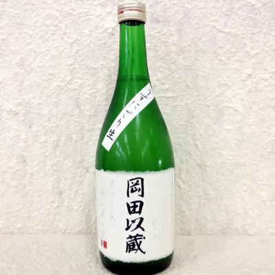 高知酒造 純米酒 岡田以蔵うすにごり生 720ml【クール便】