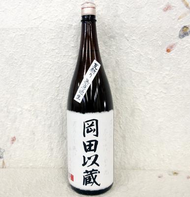 高知酒造 純米酒 岡田以蔵 夏斬り 無濾過生原酒 1800ml【クール便】