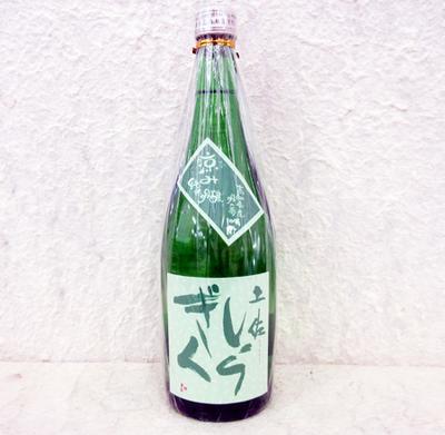 仙頭酒造 土佐しらぎく 涼み純米吟醸 吟の夢 720ml