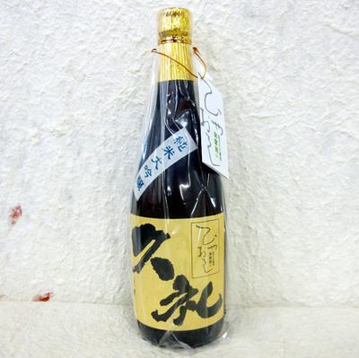西岡酒造 久礼 純米大吟醸ひやおろし 720ml