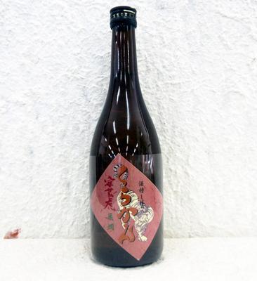 安芸虎 蔵燗(くらかん)特別本醸造 720ml