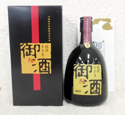 瑞泉酒造 泡盛 御酒(うさき)30度720ml