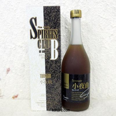 高岡醸造 小夜曲(セレナーデ)20年物ルリカケス 35度720ml