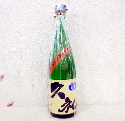 西岡酒造 久礼 純米吟醸あらばしり生酒 720ml【クール便】