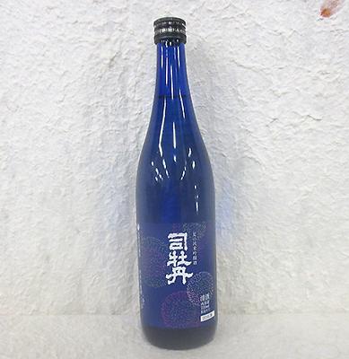 司牡丹 夏純吟 純米吟醸酒 720ml