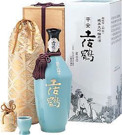 土佐鶴酒造 別格純米大吟醸原酒 平安 1.45L