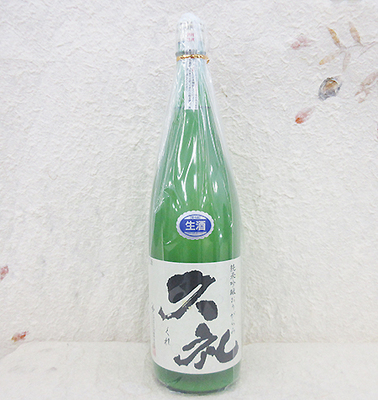 西岡酒造 久礼 純米吟醸おりがらみ 限定 1800ml【クール便】