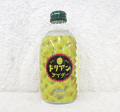 友桝飲料 ドリアンサイダー 300ml