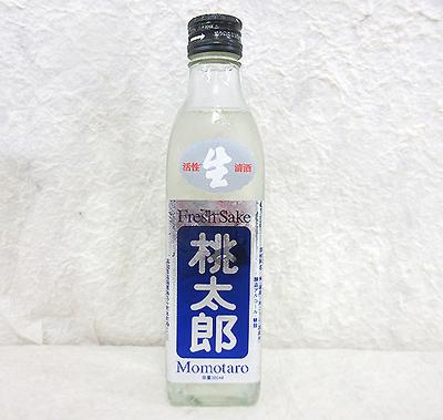 文本酒造 桃太郎 活性生酒 300ml【クール便】