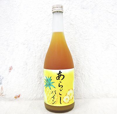 菊水酒造 あらごしパイン 720ml